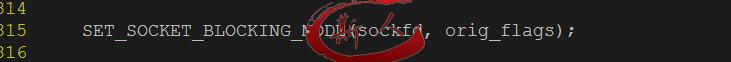 fpm开启slowlog Fsockopen出现Operation now in progress的问题追踪二