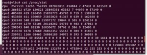 python获取linux系统内存、cpu、网络使用情况